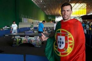 Afonso Vilela Table Tennis Olympic Coach Media newsAfonso Vilela Media news1